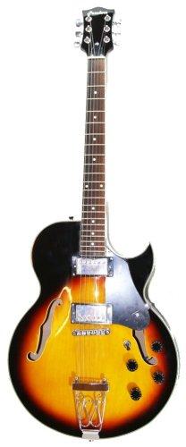 Cherrystone 4260180883091 Jazz E-Gitarre GSH sunburst