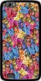 MOBILINNOV Doogee T6 Haribo Chat en Folie Silikon Hülle Handyhülle Schutzhülle - Zubehor Etui Smartphone Doogee T6 Accessoires