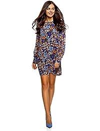Amazon.it  Tunica blu donna - Vestiti   Donna  Abbigliamento 9c46066f278
