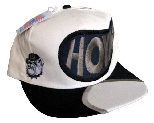 Snapback Cap Drew Pearson Vintage NOS Georgetown Hoyas