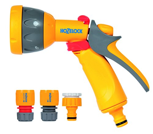 Hozelock Multi Spray Watering Gun Starter Set Test