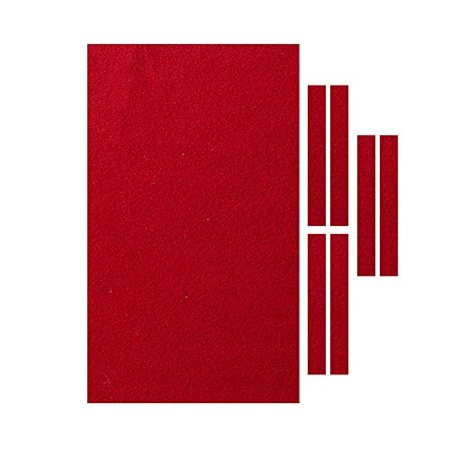 paletur0 Billiard Table Felt,Nylon Solid Sports Billiard Table Cloth Suitable for Bars, Clubs, Hotels