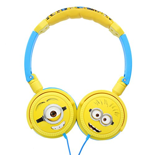 Image of Minions Despicable Me Headphone