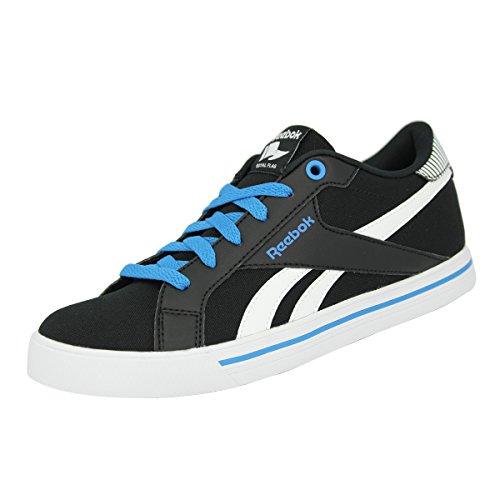 reebok-royal-comp-low-cvs-scarpe-da-tennis-bambino-nero-blu-bianco-black-electric-blue-white-38-eu