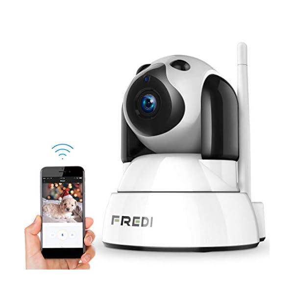 YI Cloud Dome Camera 1080P HD, Wireless IP Security Camera Pan/Tilt