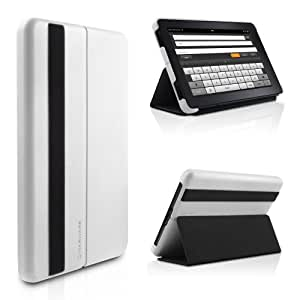 Marware MicroShell Folio Cover Lightweight for Kindle Fire, White (will only fit Kindle Fire)
