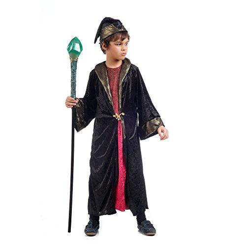 Imagen de limit sport  brujo aksar, disfraz infantil, talla 2 mi003 2
