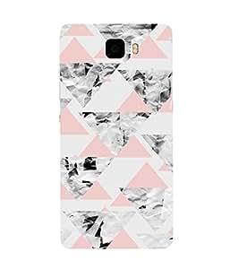 Geometrical Triangles Huawei Honor 7 Case
