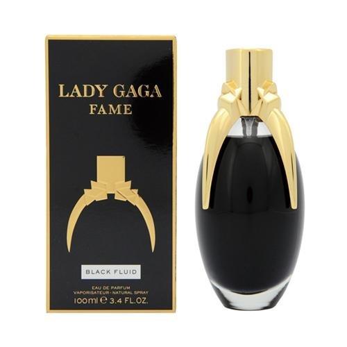Lady Gaga Fame Black Fluid by Lady Gaga Eau De Parfum Spray 100 ml for Women