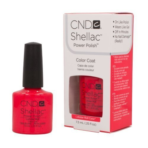 Cnd Shellac Lobster Roll Esmalte en Gel - 7.3 ml