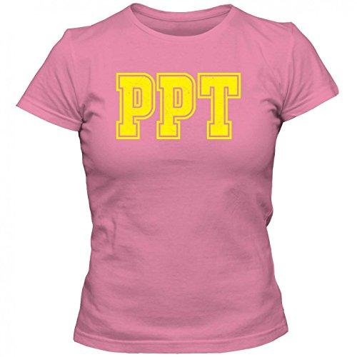 PPT Premium T-Shirt | Airport-Shirt | Tahiti | Reisen | Frauen | Shirt © Shirt Happenz Pink (Orchid Pink L191)