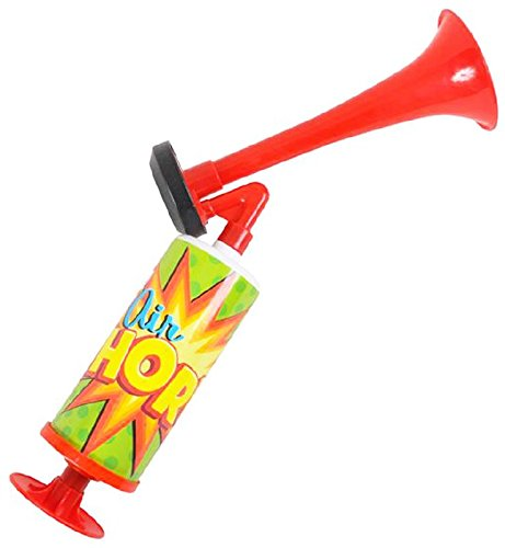 Rhode Island Novelty Super Blast Hand Pumpe Air Horn-Nie ausgeht -
