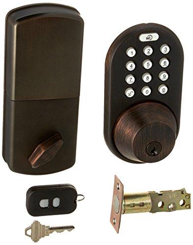milocks xf-02ob Digital cerrojo candado de puerta con seguridad sin ll