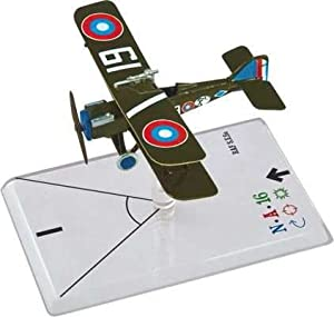 Nexus editrice w146C-Wings of War: RAF se5a (boudwin)