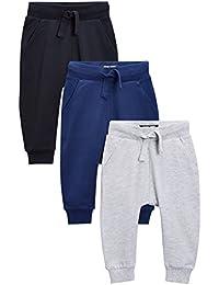 next Lot de trois pantalons de jogging super skinny (3 mois à 6ans) Coupe regular Garçon