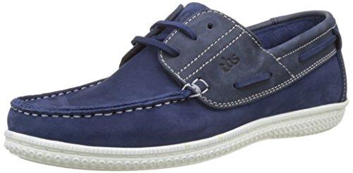 TBS Herren Yolles D8 Bootschuhe Bleu (Marine Outremer)