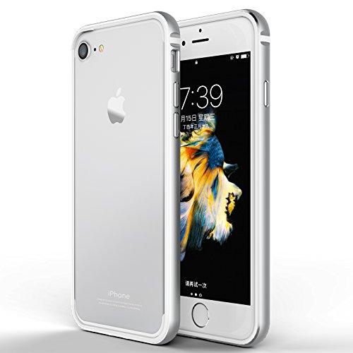 Coque-iPhone-7-Roybens-Mtal-Aluminium-et-Silicone-2-Couches-Ultra-Fine-Anti-Choc-tui-Flexible-TPU-Pour-2016-Apple-iPhone-7-47-Pouces