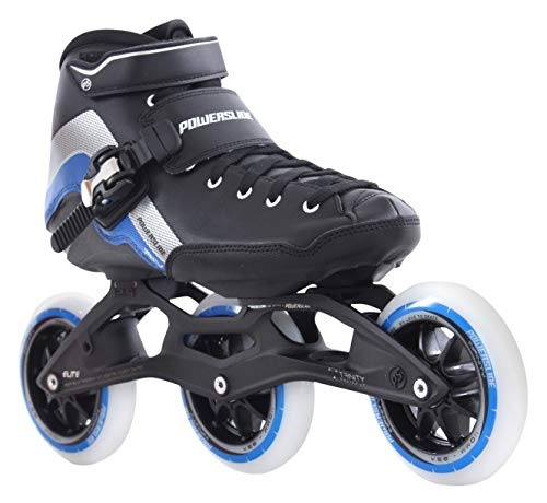 Powerslide R4 Trinity Inline Skate, Schwarz, 45 Preisvergleich