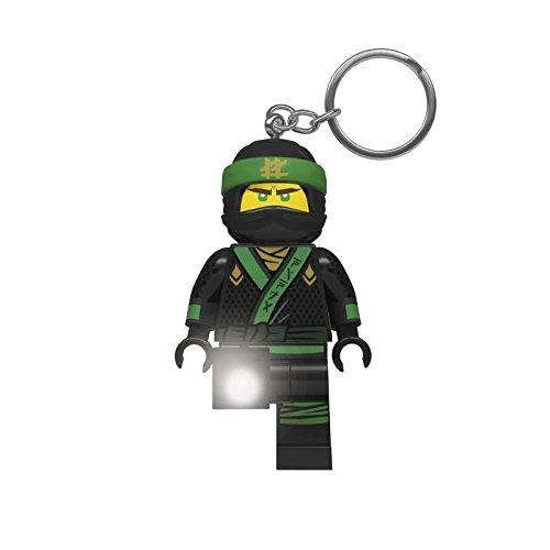 Lego 90076 Minitaschenlampe Ninjago Movie, Lloyd, 7,6 cm, schwarz/ grün