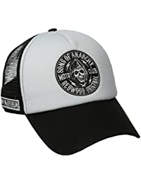 Sons Of Anarchy Foam Reaper Logo Snapback Trucker Hat