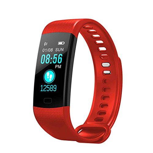 """Regard Y5 Smart-Armband 0.96"""" TFT Display Herzfrequenzüberwachung Armband-Blutdruck-Blut-Sauerstoff-Test Wasserdicht Fitness Band"""