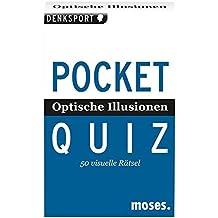 POCKET-QUIZ: Optische Illusionen (Pocket Quiz / Ab 12 Jahre /Erwachsene)