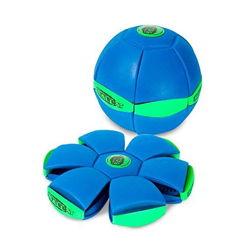 Goliath Phlat Ball, lanzalo y se convierte en pelota (surtido: colores aleatorios)