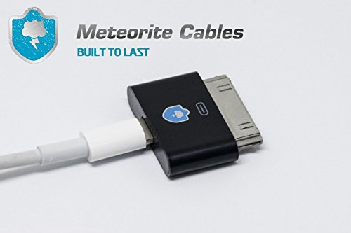meteorite-cables-black-8-pin-female-to-30-male-adapter-for-iphone-4s-3-ipod-touch-4-ipad-1