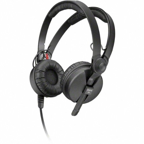 Sennheiser HD 25-1 II (basic edition) professionali dj