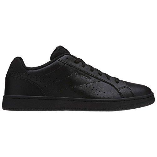 Reebok Bd5473, Sneakers basses homme Noir (Nero Black/black)