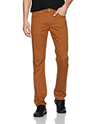 Levis Mens Casual Trousers (6920028023222_18298-0332_32W x 32L_Beige)