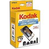 Kodak Accessoire pour appareil photo Chargeur Li-Ion universel + Adaptateur voiture 8415713