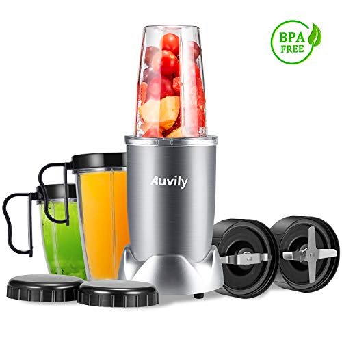 Auvily 1000W Blender Smoothie Ma...