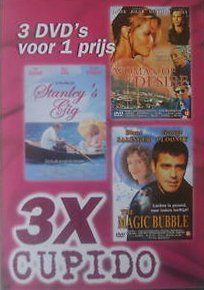 The Magic Bubble / Woman of Desire / Stanley's Gig [3 DVDs] [Holland Import]