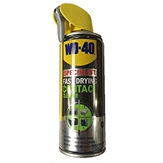 RDGTOOLS WD-40 400ml Fast Drying Contact Cleaner