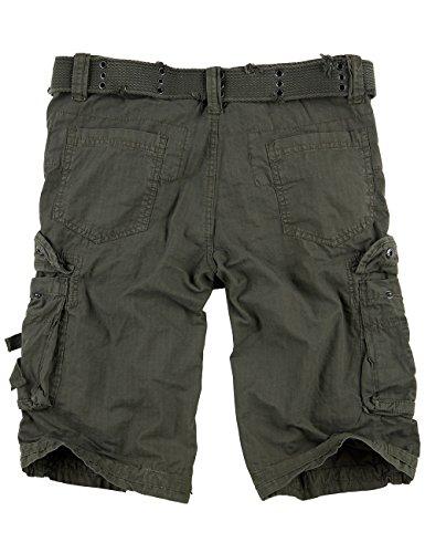 Surplus Royal Herren Cargo Shorts Royalgreen