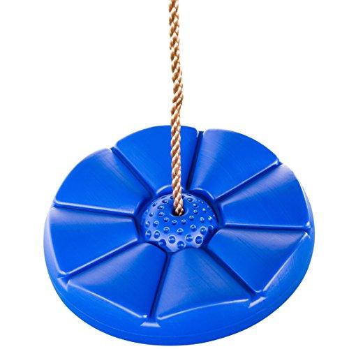 ultrakidz-seduta-per-altalena-disco-per-altalena-fiore-in-plastica-resistente-alle-intemperie-blu
