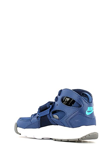 Nike Trainer Huarache (gs), Chaussures De Running Bleues Pour Bébés