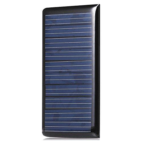 Compruebe por favor el modelo, voltaje, y el otro parámetro.   LDTR-WG0096 / B 5V 60mA 68 x 37mm Silicio Panel Solar Policristalino - NEGRO   Principales características:   ● Excelente efecto de poca luz.   ● Alta tasa de conversión, salida de alt...