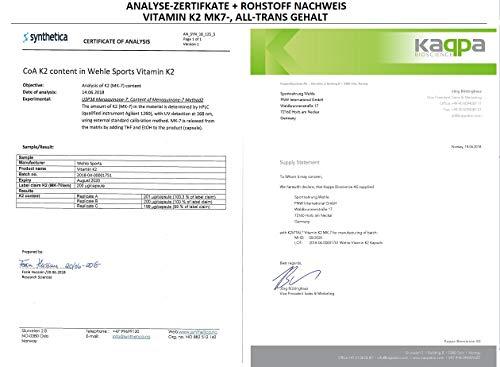Zoom IMG-1 vitamina k2 mk7 k2vital 365