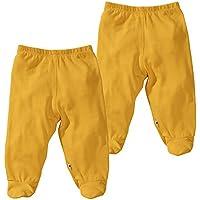 babysoy Eco Calcio Pantaloni Unisex, confezione da