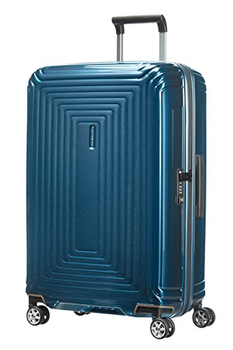 Samsonite Neopulse Spinner, M (69cm-74L), METALLIC BLUE