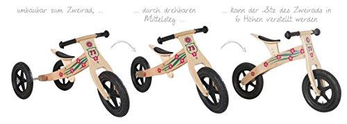 Roba Baumann 97002 Moto correpasillos multicolor roba-kids