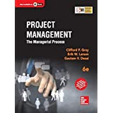 Project Management: The Managerial Process | 6th Edition (SIE)