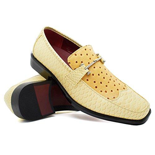 London Footwear , Sandales Compensées homme Beige