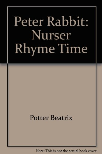 Nursery rhyme time : favourite rhymes and lullabies to share.