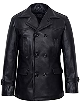 KRIEGSMARINE para hombre Negro de resguardos DR limitación de movimiento en WW2 chaqueta de hípica para niños...