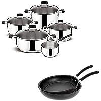 Lagostina batteries de cuisine casseroles - Batterie de cuisine lagostina ...