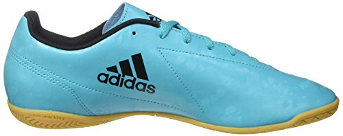 adidas Conquisto II In, Chaussures de Football Homme Multicolore (Energy Blue S17/core Black/solar Yellow)