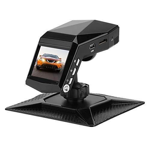 Fydun Armaturenbrett Aufbau Videogeräte DVR Videorecorder 2 Zoll 1080P 170 Grad Hochauflösende Superweitwinkel G-Sensor Loop Video Bewegungserkennung